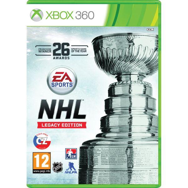 NHL 16 CZ (Legacy Edition)[XBOX 360]-BAZAR (použité zboží)