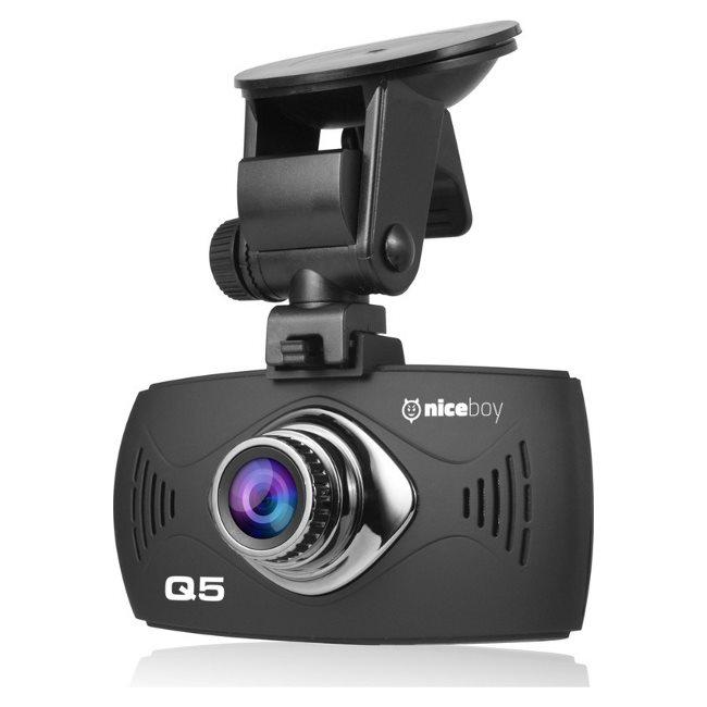 NiceBoy Q5-FULL HD 1080p kamera do auta