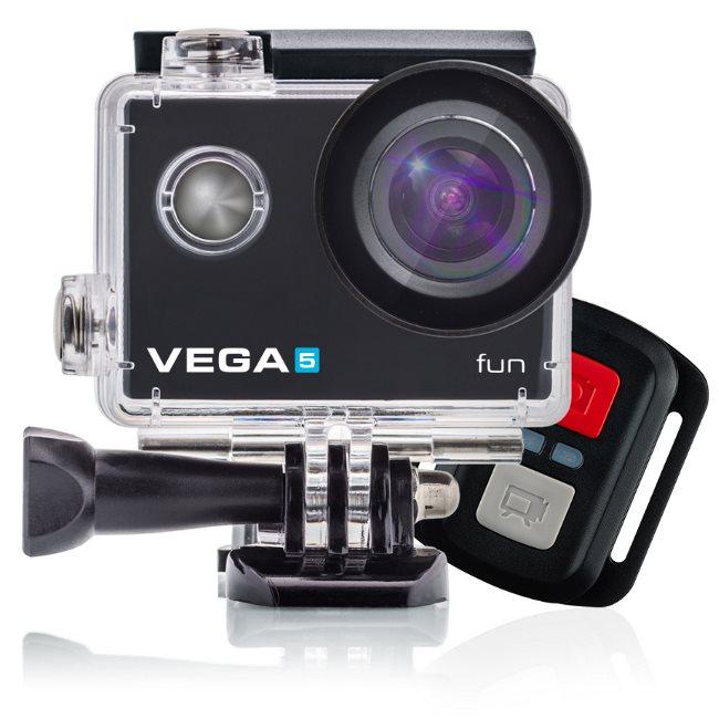 Niceboy VEGA 5 Fun-4K (3840x2160) při 30fps