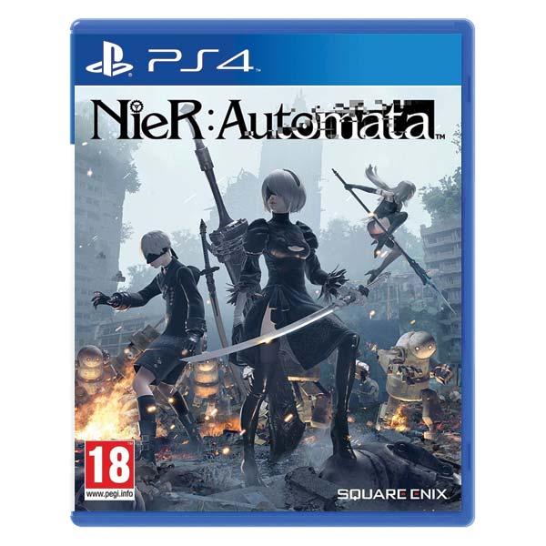Nieri: Automata[PS4]-BAZAR (použité zboží)