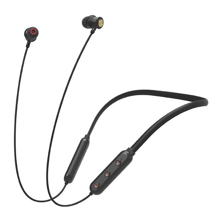 Nillkin Soulmate Neckband TWS-bezdrátové bluetooth sluchátka, Black