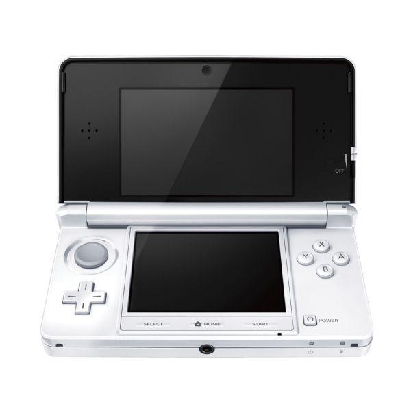 Nintendo 3DS, ice white