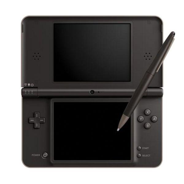 konzole Nintendo DSi XL (hnědá)