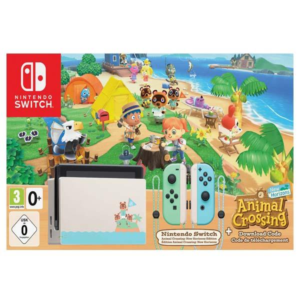 Nintendo Switch (Animal Crossing: New Horizons Edition)