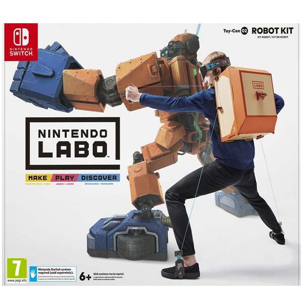 Nintendo Switch Labo Robot Kit