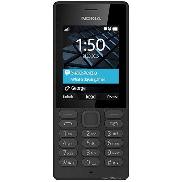 Nokia 150, Dual SIM, Black-CZ distribuce