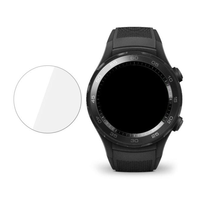 Ochranná fólie 3mk Shield pro Huawei Watch GT2 (46 mm)-3 kusy