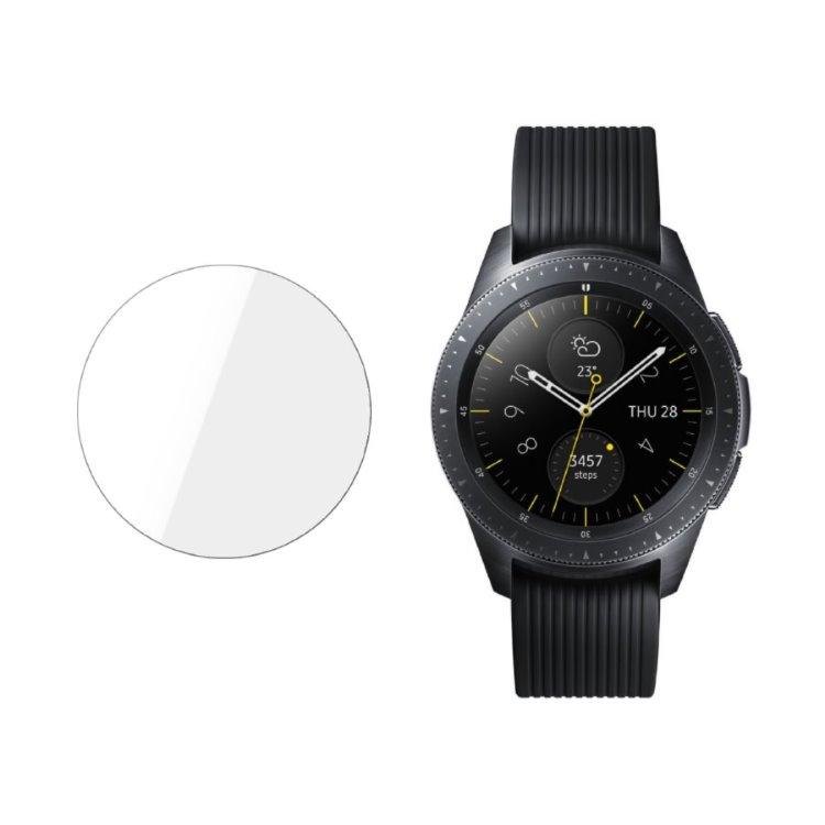 Ochranná fólie 3mk Shield pro Samsung Galaxy Watch SM-R810 (42mm)-3 kusy