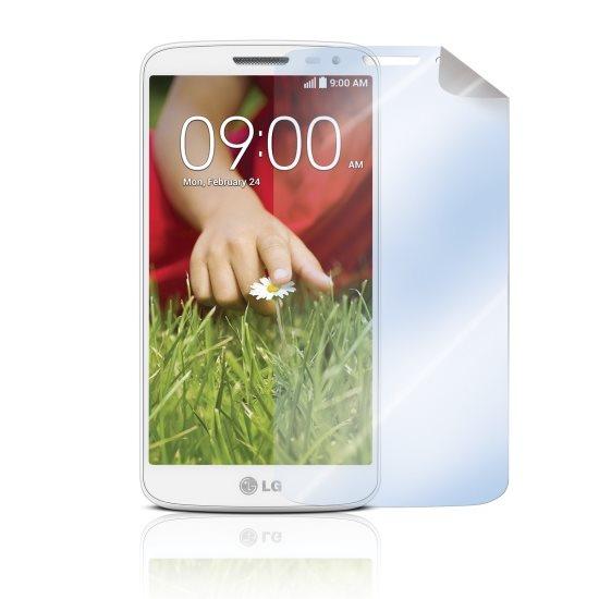 Ochranná fólie Celly pro LG G2 mini - D620r - 2 kusy, lesklá