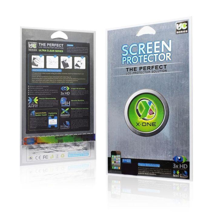 Ochranná fólie HD X ONE-Ultra Clear pro Samsung Galaxy Mega 6.3-i9200