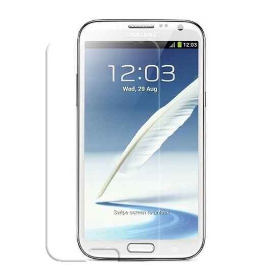 Ochranná fólie Samsung ETC-G1J9BEGSTD-Galaxy Note 2-N7100