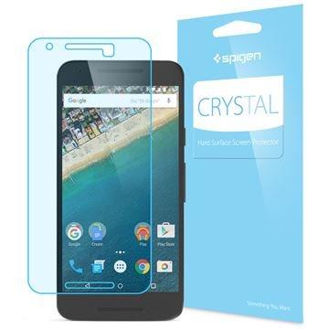 Ochranná fólie Spigen Crystal pro LG Nexus 5X