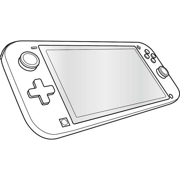Ochranné sklo Speedlink Glance Pro Tempered Glass Protection Kit pro konzole Nintendo Switch Lite