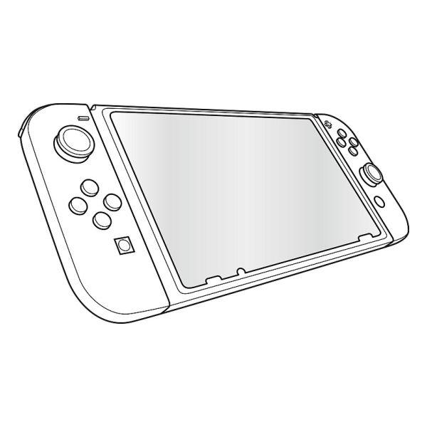 Ochranné sklo Speedlink Glance Pro Tempered Glass Protection Kit pro Nintendo Switch