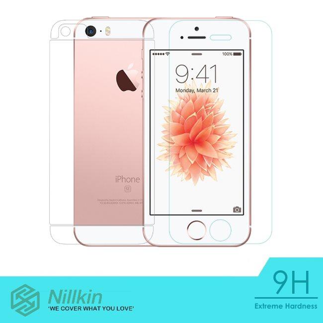 Ochranné temperované sklo Nillkin Amazing H pro Apple iPhone 5, Apple iPhone 5S
