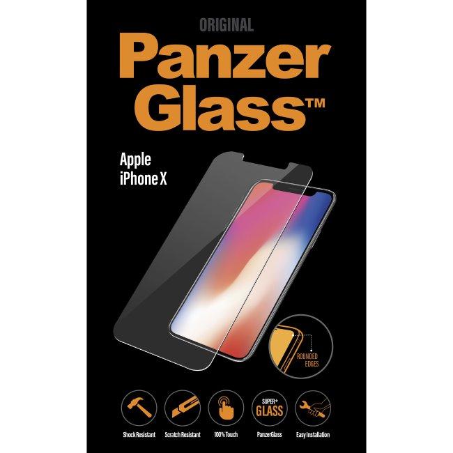 Ochranné temperované sklo PanzerGlass pro Apple iPhone X/Xs