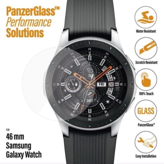 Ochranné temperované sklo PanzerGlass pro Samsung Galaxy Watch 46 mm