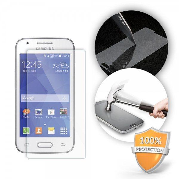 Ochranné tvrzené sklo pro Samsung Galaxy S Duos-S7562, S7582 a Trend S7560, S7580