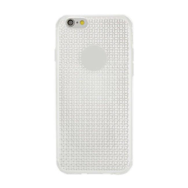 Ochranný kryt REFLEK 4-OK pro Apple Iphone 6/6S, Tranparentný