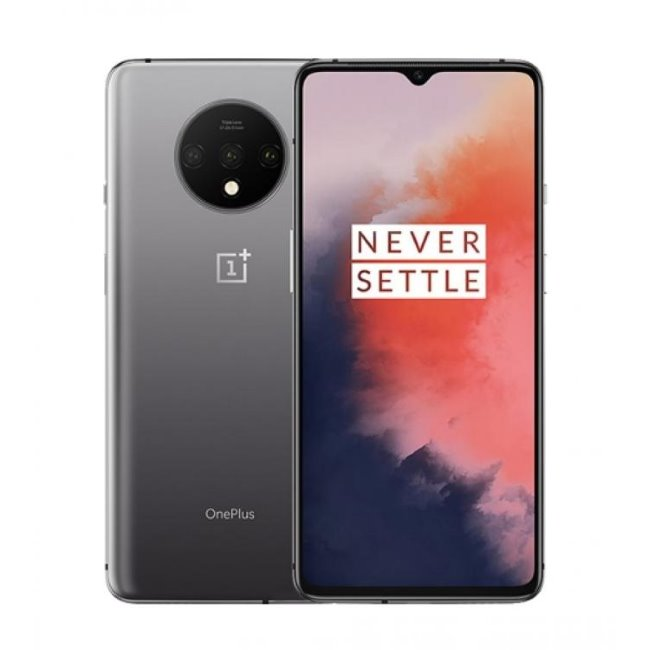 OnePlus 7T, 8GB/128GB, DualSim, Frosted Silver