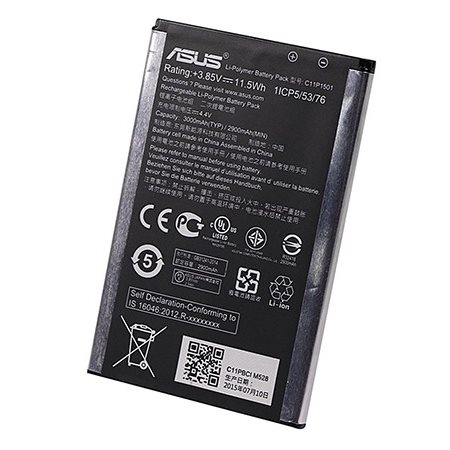 Originální baterie pro Asus Zenfone GO (2070mAh)