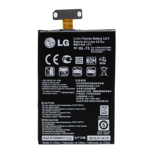 Originální baterie LG Nexus 4 - E960 a LG Optimus G - E975, (2100mAh)