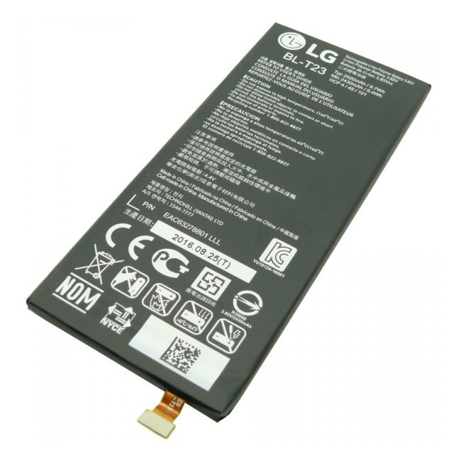 Originální baterie LG X Cam-K580, (2500mAh)