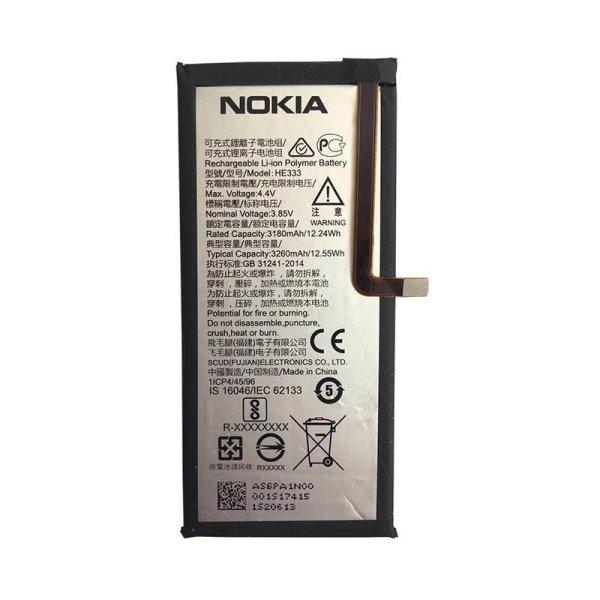 Originálna batéria pre Nokia 8 Sirocco (3260mAh)