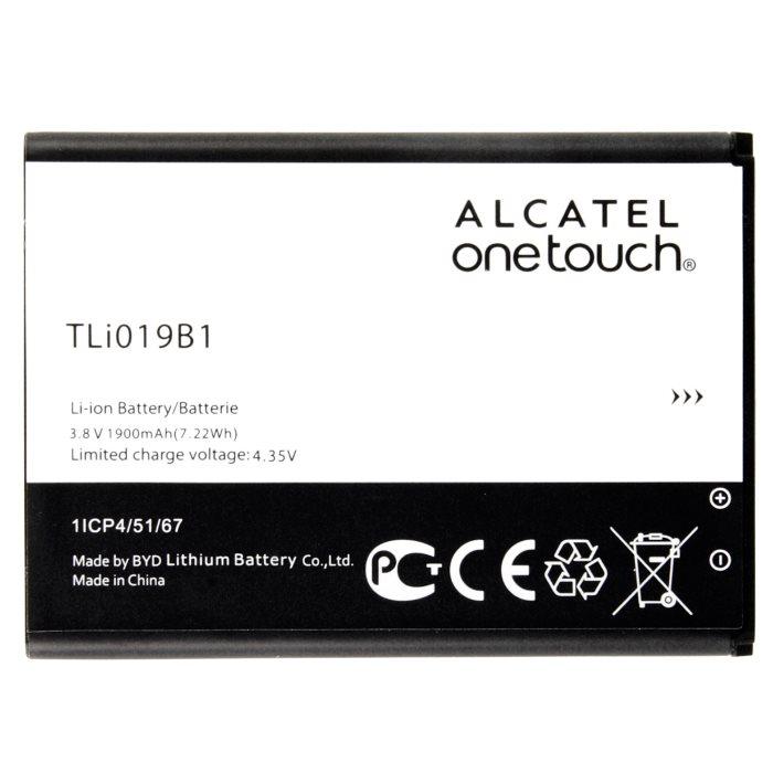 Originální baterie pro Alcatel One Touch Pop C7 - 7041D - (1900 mAh)