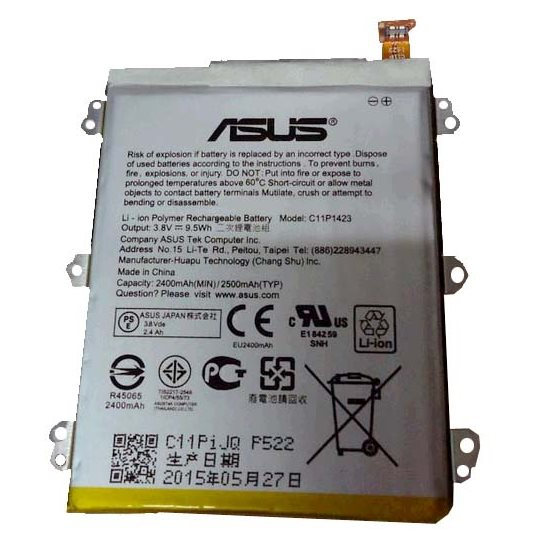 Originální baterie pro Asus Zenfone 2-ZE500CL, 2500 mAh