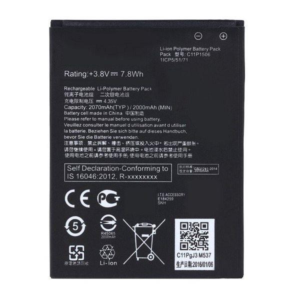 Originální baterie pro Asus Zenfone GO - ZC500TG (2070mAh)