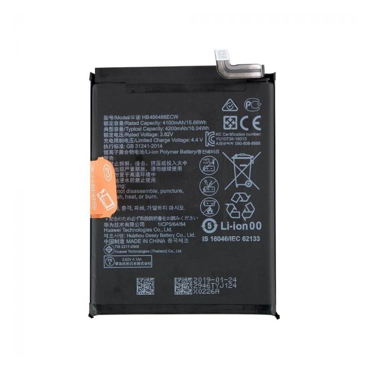 Originální baterie pro Huawei Mate 20 Pro (4200 mAh)