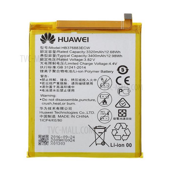 Originální baterie pro Huawei P9 Plus-(3400mAh)