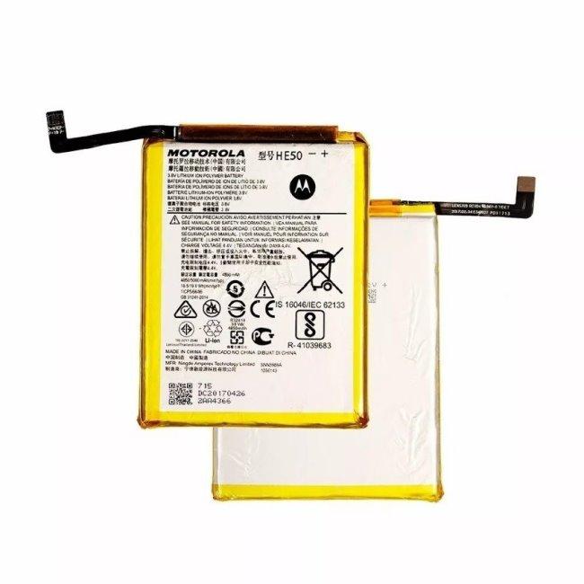 Originální baterie pro Motorola E4 Plus-(5000mAh)