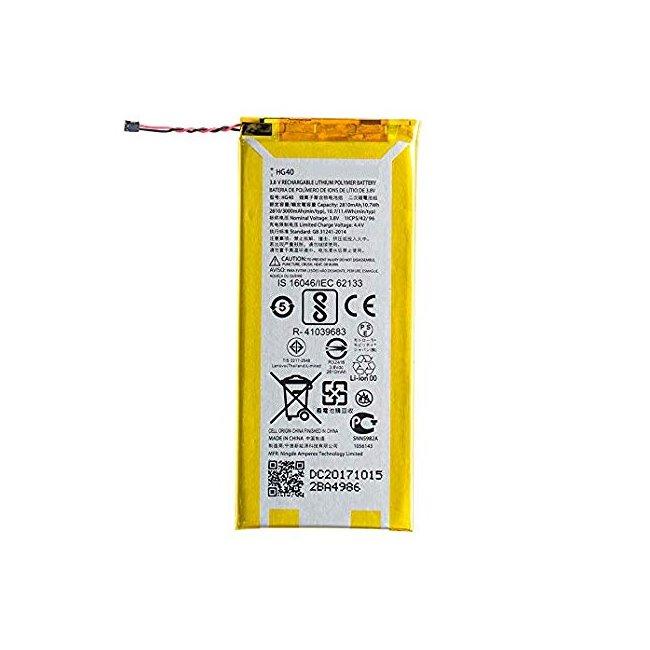 Originální baterie pro Motorola Moto G5 Plus (3000 mAh)