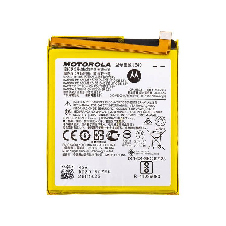Originální baterie pro Motorola Moto G7 (3000mAh)