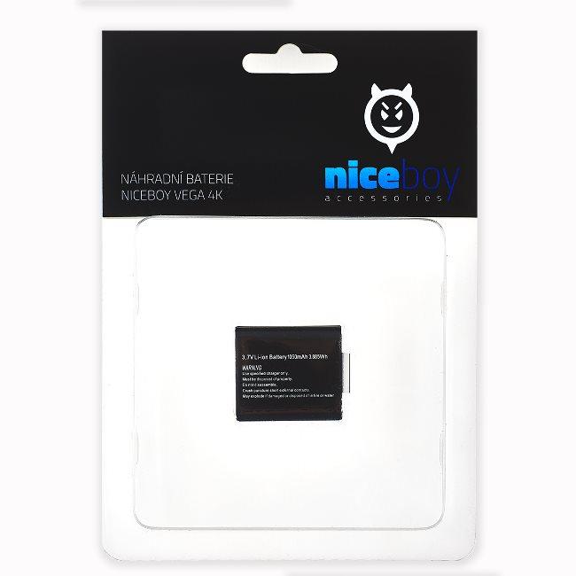 Niceboy originálna batéria 1050 mAh pre Niceboy VEGA
