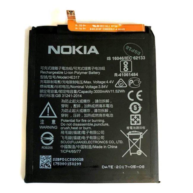 Originálna batéria pre Nokia 6 (3000mAh)