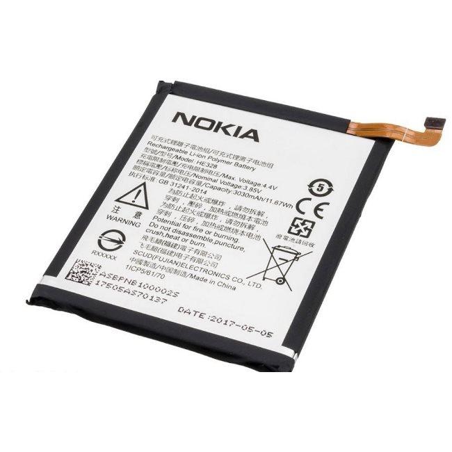 Originálna batéria pre Nokia 8 (3030mAh)