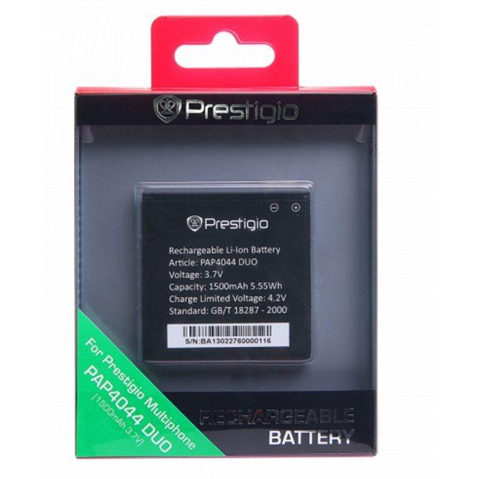 Originální baterie pro Prestigio Multiphone 4044DUO, (1500mAh)