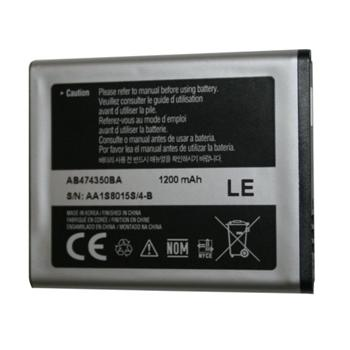 Originální baterie pro Samsung B5722 Duos, (1200mAh)