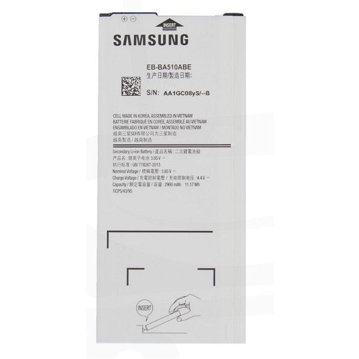 Originální baterie pro Samsung Galaxy A5 2016-A510F, 2900 mAh