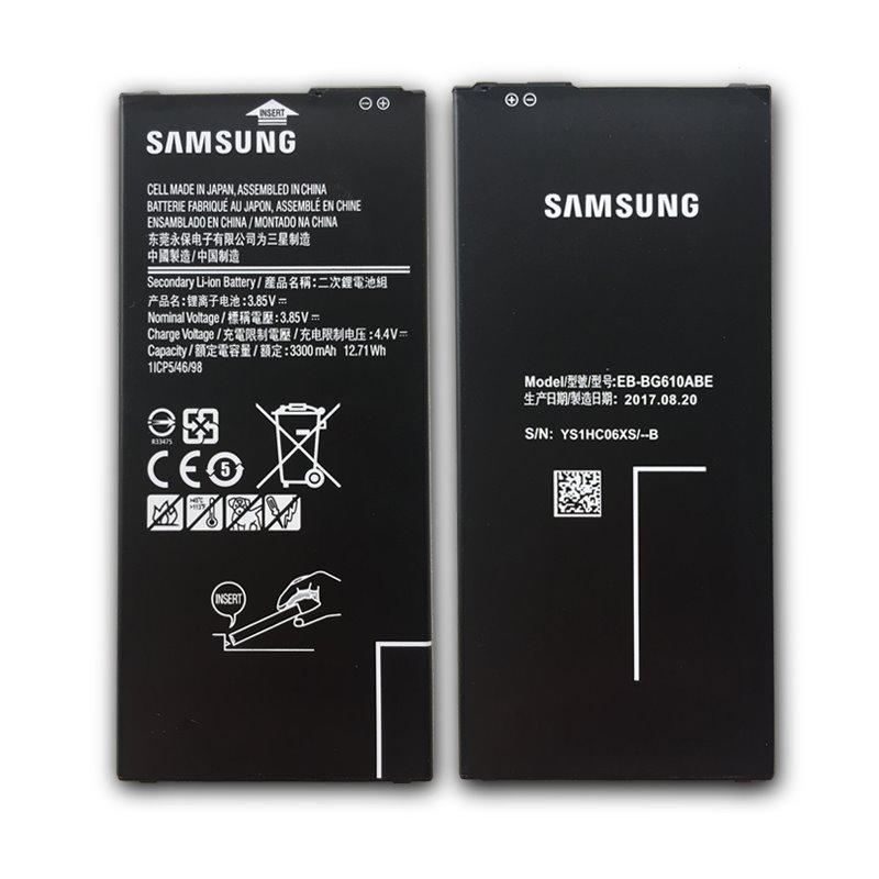 Originální baterie pro Samsung Galaxy J4 Plus-J415F a J6 Plus-J610F (3300 mAh)
