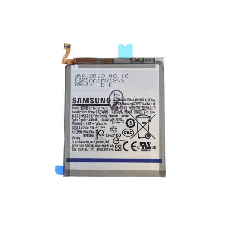 Originální baterie pro Samsung Galaxy Note 10 Plus-N975F (4300mAh)