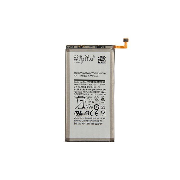 Originální baterie pro Samsung Galaxy S10 Plus-G975F (4100mAh)