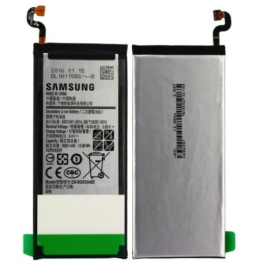 Originální baterie pro Samsung Galaxy S7 Edge-G935F-(3600mAh)