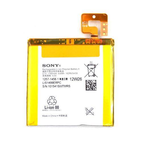 Originální baterie pro Sony Xperia T - LT30p, (1780 mAh)