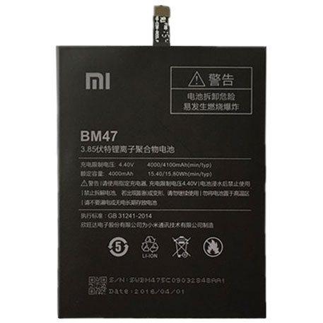 Originální baterie pro Xiaomi RedMi 4X, (4000 mAh)