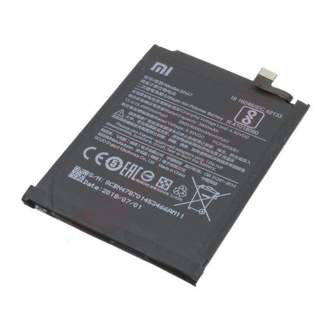 Originální baterie Xiaomi Mi A2 Lite, (3900 mAh)