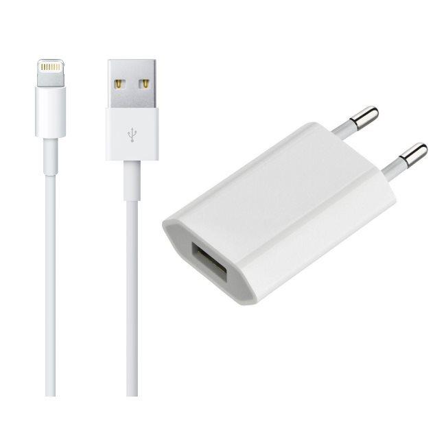 Apple nabíjačka s dátovým káblom pre iPhone 6, iPhone 6S, iPhone 6 Plus a iPhone 6S Plus